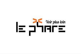 logo agence le phare
