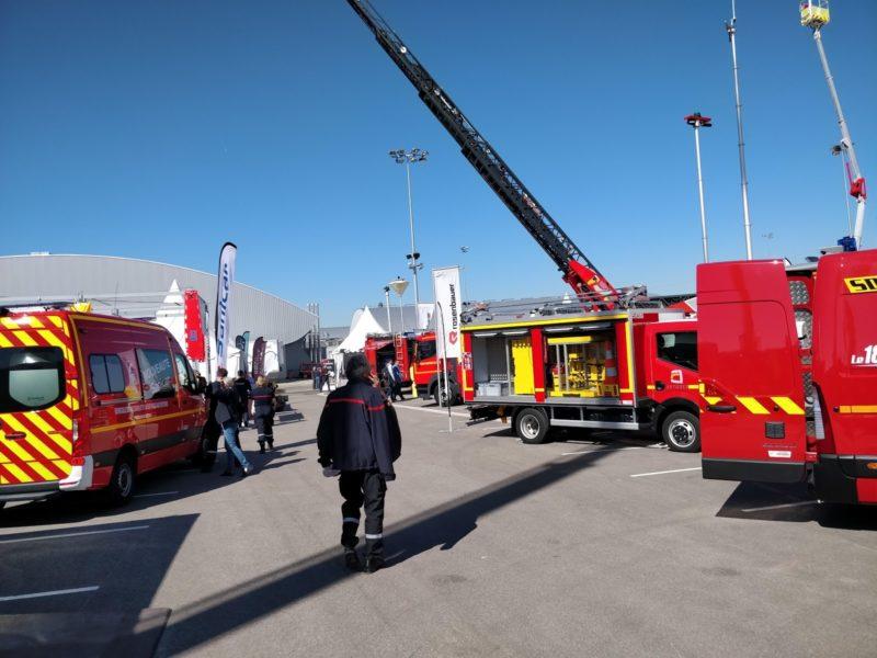 équipement pompier