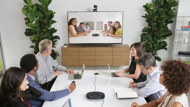 réunions présentielles et à distance