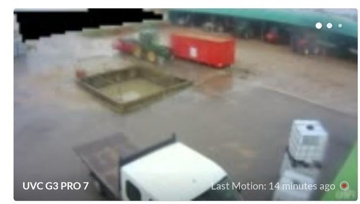 vue de la vidéosurveillance 2