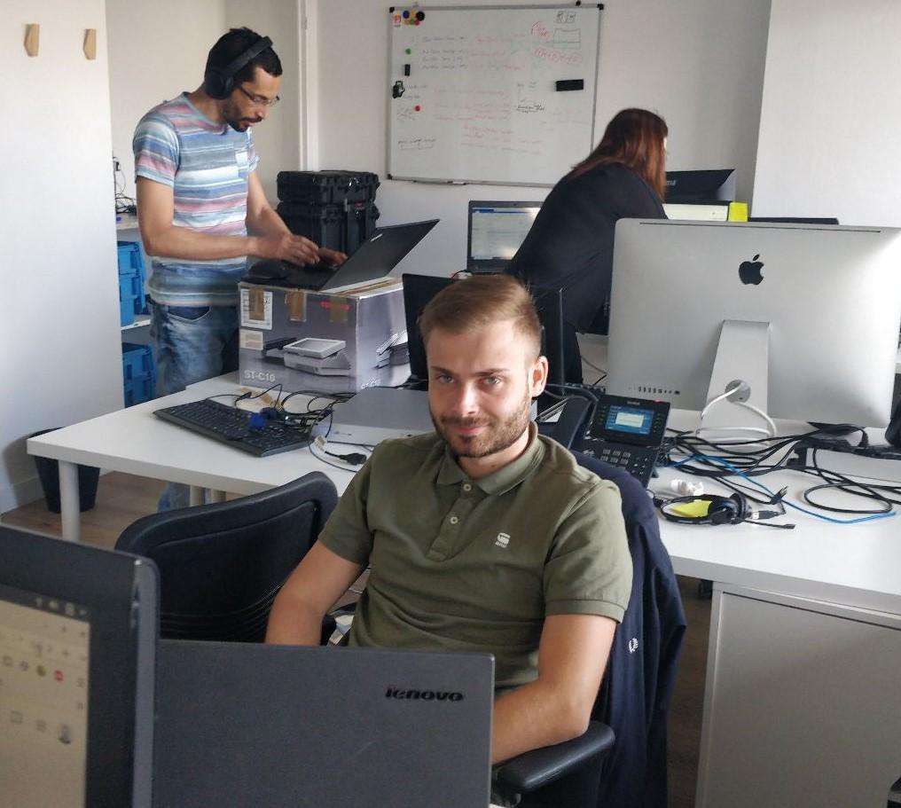 Axel administrateur système réseau
