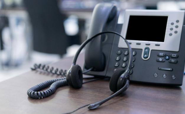 téléphone fixe professionnel