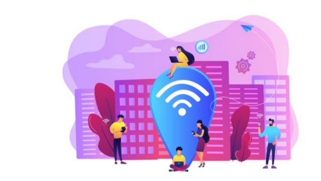 accès wifi